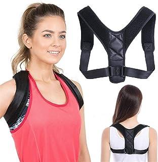 New Unisex Adjustable Back Brace Support Medical Clavicle Posture Corrector Support Belt Corset Orthopedic Brace Back Shou...