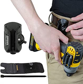 Sponsored Ad – Spider Tool Holster Set - Improve The Way You Carry Your Power Drill, Driver, Multitool, Pneumatic, Multi-T...