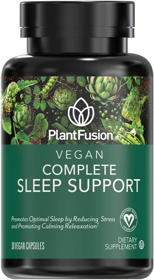 Vegan Finally resale start Sleep Support Capsules Sale – Natural St Sleeping Aid - Reduces