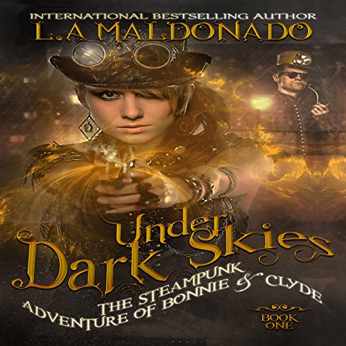 Under Dark Skies audiobook cover art