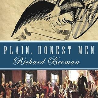 Plain, Honest Men audiobook cover art