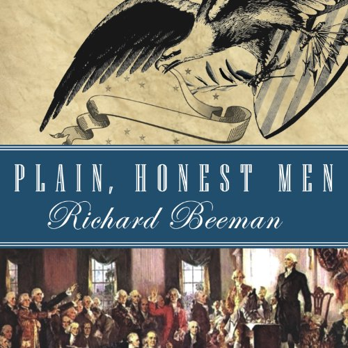 Plain, Honest Men audiobook cover art