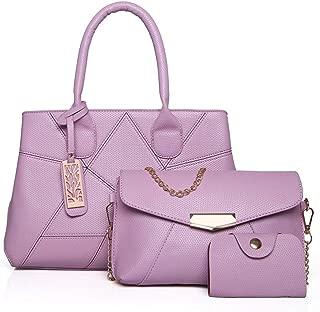 Handbags Women's Handbag 3Piece Casual Tote Bag
