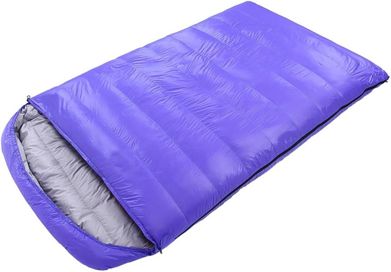 Ente Ente Ente unten Camping Schlafsack Doppel 1800g Eingebaute Aufbewahrungstasche -10  --20  B076T3NSNS  Niedriger Preis 5d7173