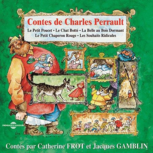 Contes de Charles Perrault 1 Titelbild