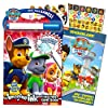 Paw Patrol Imagine Ink Book and Sticker Pack Set (Imagine Ink Book, Sticker Pack and Mess Free Marker)