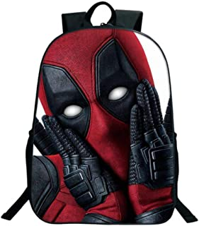 Mochila De Anime Deadpool, 16