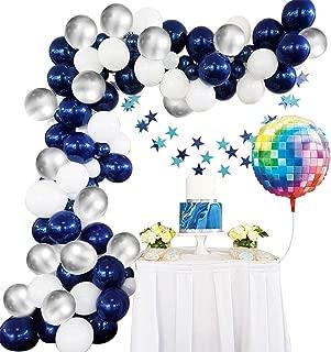 Accesorios de Fotomaton Globos Confeti y Remolinos para Fiesta de V/íspera de A/ño Banderinas Feliz A/ño Happy New Year,Globos 2020 Gigantes Decoracion Nochevieja 2020 XXL Set