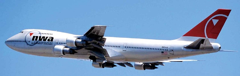 compras en linea Hasegawa 10686 1 1 1 200 Northwest Airlines B747-200 Edición Limitada  ofreciendo 100%