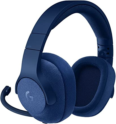 Logitech G433 Cuffia con Microfono per Giochi Cablata, Audio Surround 7.1, per Pc, Xbox One, PS4, Switch, Dispositivi Mobili, Blu - Trova i prezzi più bassi