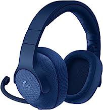 Logitech G433 Cuffia con Microfono per Giochi Cablata, Audio Surround 7.1, per Pc, Xbox One, PS4, Switch, Dispositivi Mobi...