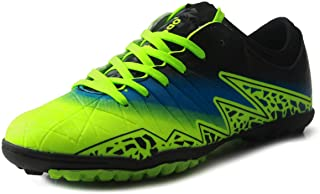 T&B Kids' Turf Soccer Cleat Shoes Football Causual Outdoor Sports (Little Kid/Big Kid) 76516