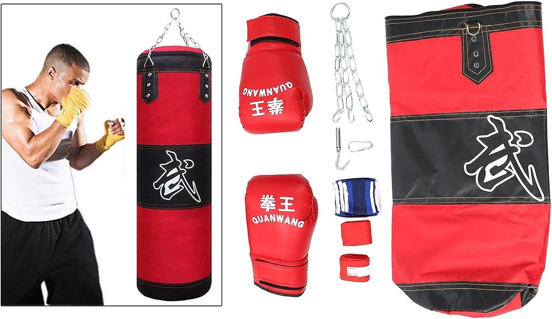 FFOO Boxing Bag Punching Bags Kickbo Elegant Karate [Alternative dealer] Sandbag Empty
