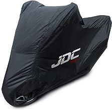 NOVSIGHT B/âche Housse de Protection pour Moto Scooter Taille L en Tissu 210D Oxfords Enduit PU Etanche avec 2 /évents Respirants 4 Oeillets en Tissu Durable
