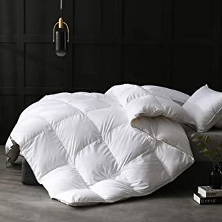 APSMILE European Goose Down Comforter King Size Luxurious...