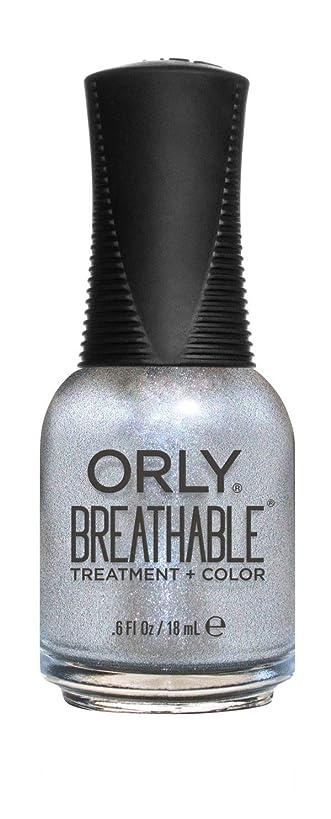アクセスできない副詞伝染性ORLY Breathable Lacquer - Treatment+Color - Elixir - 18 mL / 0.6 oz