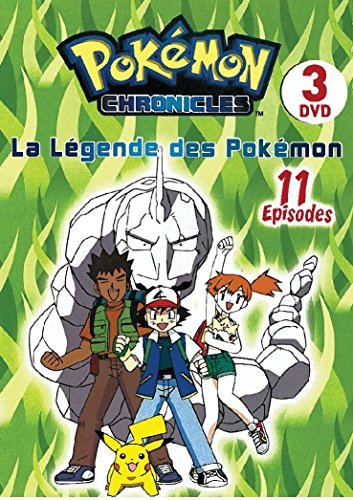 Coffret Pokemon Chronicles vol 2