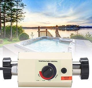 Naroote Calentador Piscina, Producto Personalizado, Producto en Stock, Mini termostato de Calentador de Agua de 3KW para b...