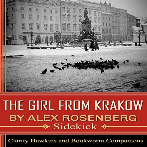 The Girl from Krakow, by Alex Rosenberg: Sidekick cover art