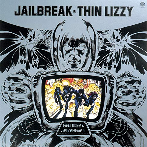Thin Lizzy: Jailbreak (Audio CD (Remastered))
