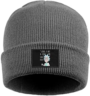 Men//Women I Just Freaking Love Tacos Outdoor Warm Knit Beanies Hat Soft Winter Skull Caps