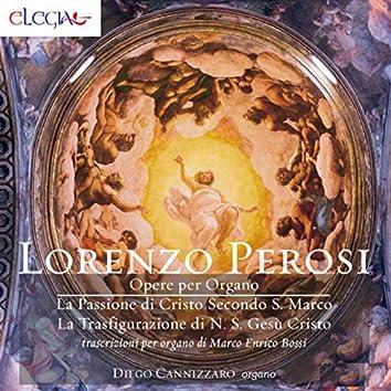 Lorenzo Perosi: Opere per organo
