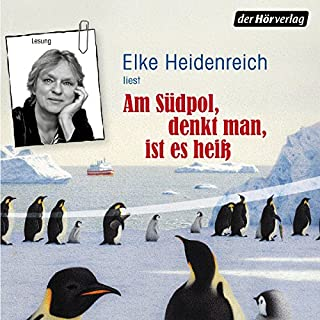 Am Südpol, denkt man, ist es heiß Titelbild