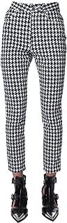 Alexander McQueen Luxury Fashion Womens 585991QMAAB9002 White Pants | Fall Winter 19
