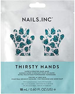 Nails Inc Thirsty Hands, Super Hydrating Hand Mask