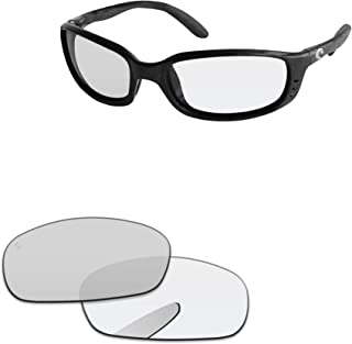 PapaViva Lenses Replacement for Costa Del Mar Brine