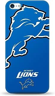 NFL - iPhone 5/5s Oversized Logo Case - DETROIT LIONS