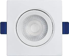 SPOT LED ECO 6500K Quadrado, 100-240V, Não Dimerizável, Black+Decker, BDS2-0250-04, 3W