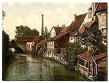 Photo Der Gross Venedig Hildesheim Hanove A4 10x8 Poster