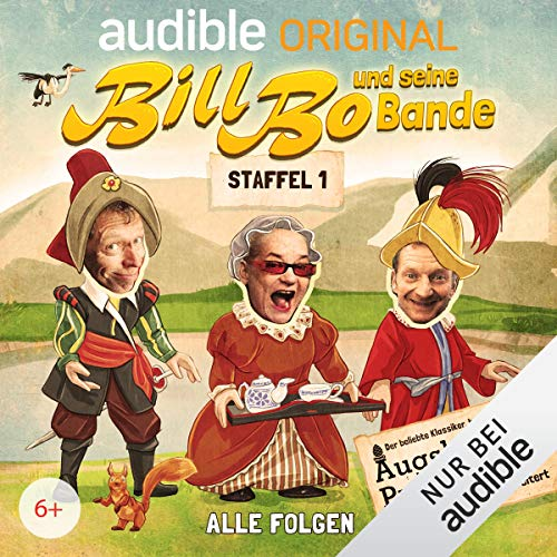 Bill Bo und seine Bande: Die komplette 1. Staffel                   By:                                                                                                                                 Joseph Göhlen,                                                                                        Tommy Krappweis,                                                                                        Norman Cöster                               Narrated by:                                                                                                                                 Maddin Schneider,                                                                                        Michael Kessler,                                                                                        Thomas Nicolai,                   and others                 Length: 4 hrs and 50 mins     Not rated yet     Overall 0.0