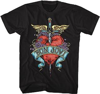 ボン ジョヴィ Bon Jovi Heart Tシャツ - American Classics 【オフィシャル/公式】