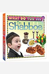 What Do You See on Shabbos? Board book