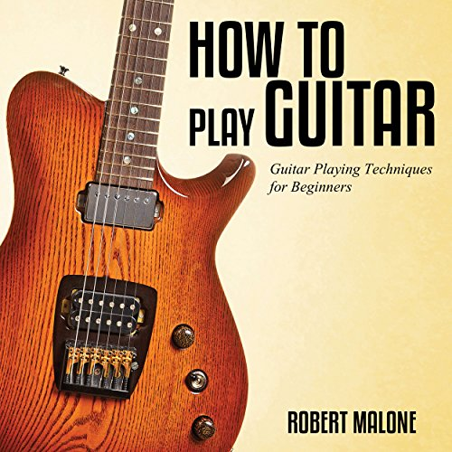 How to Play Guitar audiobook cover art
