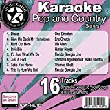 All Star Karaoke Pop and Country Series (ASK-1401B)