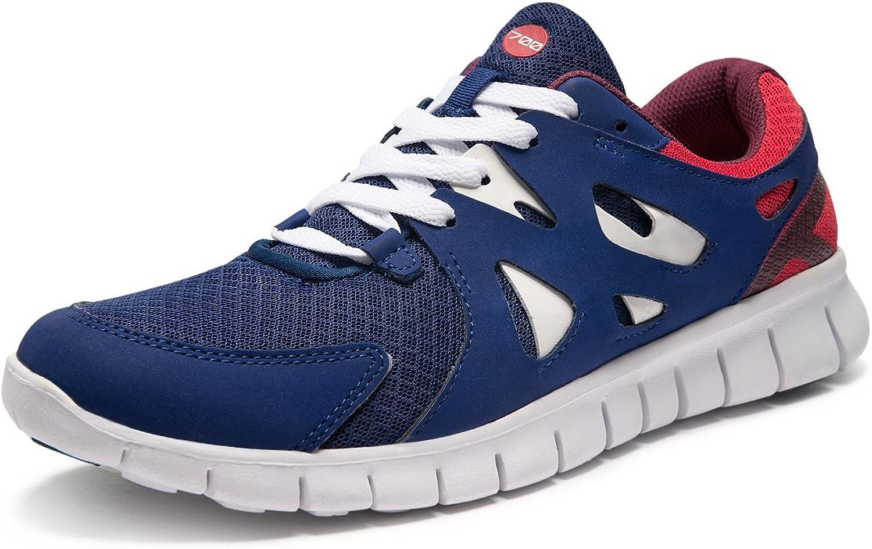 TSLA TF-X700-BRD_Men 12 D(M) Men's Lightweight Sports X Series Running shoes X700 (True to Size)