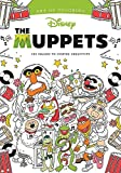 Art of Coloring: Muppets: 100 Images to Inspire Creativity