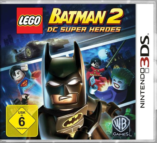 Lego Batman 2 - DC Super Heroes [Software Pyramide] - [Nintendo 3DS]