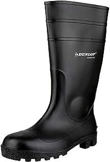 Dunlop Mens Fs1600/142Pp Wellington Boots Black Size 10