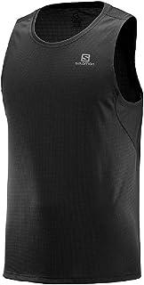SALOMON Agile T - Camiseta sin Mangas Hombre