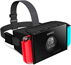 VR Headset for Nintendo Switch, OIVO 3D Labo Virtual Reality Glasses Headset for Youtube & Super Smash Bros. & Zelda & Super Mario Odyssey