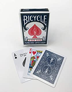 Bicycle Mini Decks Playing Cards - Single Deck (Color May Vary)