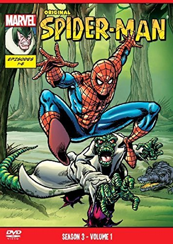 Original Spider-Man - Staffel 3, Vol. 1 (OmU)