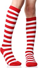 juDanzy Knee High Socks with Grips for Babies, Toddlers and Children (1 Pair)