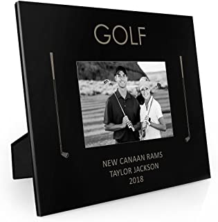 Best personalized golf picture frames Reviews