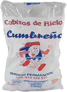 Bolsa de cubitos de hielo, 2kg