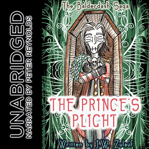 The Balderdash Saga: The Prince's Plight  By  cover art
